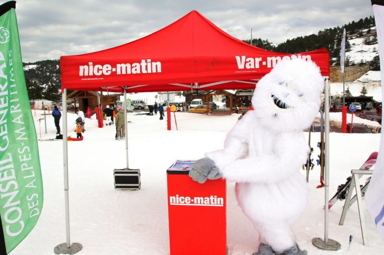 Ice Tour Nice-Matin 2014-2015