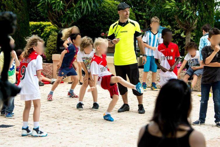 Anniversaire foot Monaco 2014