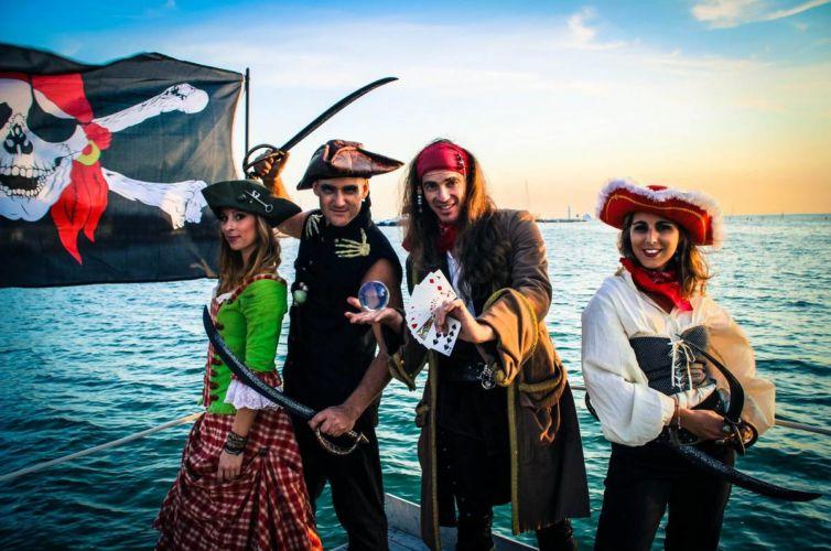 Anniversaire Pirates pour enfant 2014