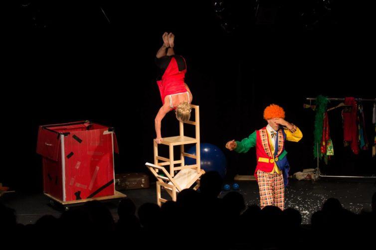 Crazy Circus Show Nice 2016