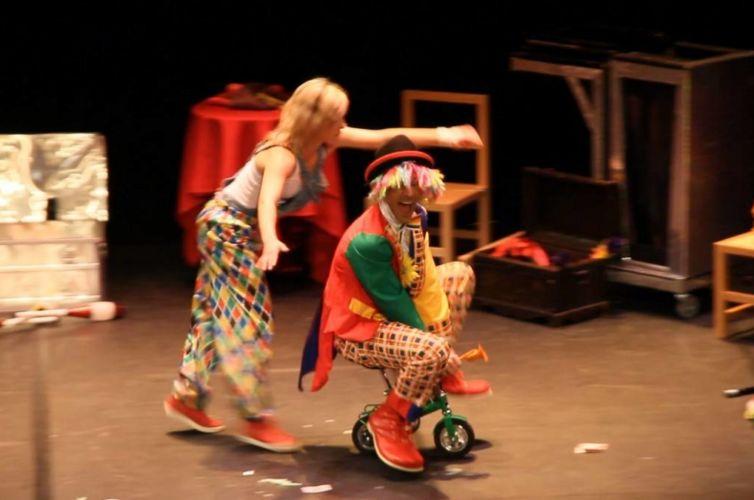 Royal Circus Show de Menton 2015