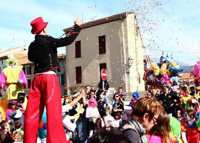 Carnaval St-Cézaire 2014