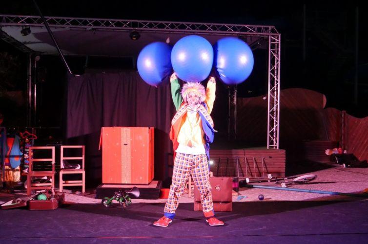 Spectacle Crazy Circus dans le Var
