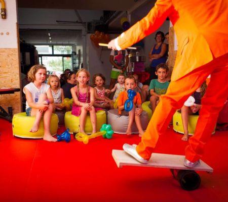 Anniversaire enfants à Eklabul