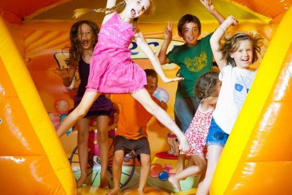 Anniversaire enfants - Eklabul