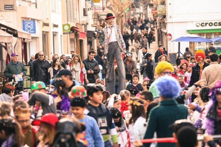 Carnaval Antibes 2013
