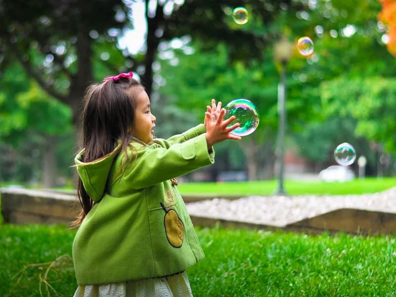 Les bulles | kermesse