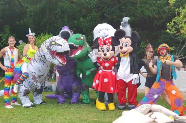 Anniversaire Dinosaure – Aout 2019