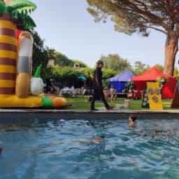 Organisez une pool party pour l'anniversaire de votre enfant